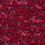Rubies. Seamless Texture Tile Background royalty free stock photo