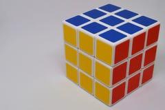 Rubik ο κύβος Στοκ φωτογραφία με δικαίωμα ελεύθερης χρήσης