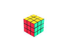 Rubik royalty-vrije stock afbeelding