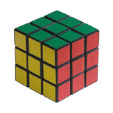 Rubik cube Royalty Free Stock Photo