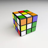 Rubik cube Stock Photos