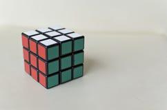 Rubik cube Stock Photo
