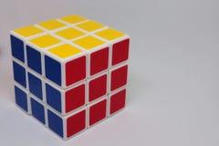Rubik il cubo Fotografia Stock