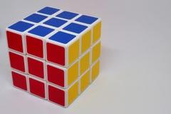Rubik il cubo Fotografie Stock