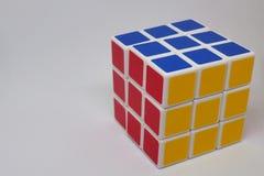 Rubik o cubo Fotos de Stock Royalty Free