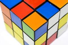 rubik s кубика Стоковое Фото