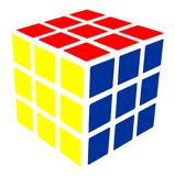 Rubik`s Cube vector Stock Photos