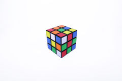Rubik's Cube Royalty Free Stock Images