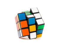 rubik s de cube Photo stock