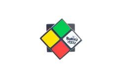 rubik s de cube Photographie stock