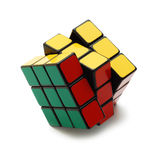 rubik s de cube Photo stock