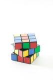 rubik s del cubo Fotografia Stock Libera da Diritti