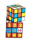 Rubik Würfel Lizenzfreies Stockfoto