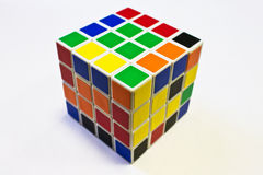 Rubiks Würfel Stockfotos