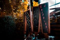 Rubinetti della fabbrica di birra Fotografie Stock Libere da Diritti