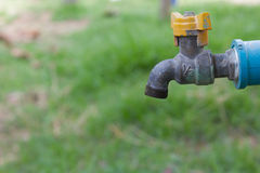 rubinetto Immagine Stock