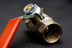 Rubinetto dell'impianto idraulico Fotografie Stock Libere da Diritti
