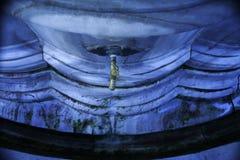 Rubinetto di acqua esotico Fotografie Stock