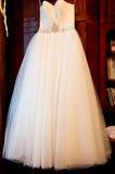 Rubio joven en alineada de boda Imagen de archivo