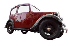 Rubis 1937 d'Austin sept Photographie stock