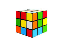 Rubix cube Royalty Free Stock Images