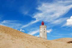 Rubjerg knude 2 Royalty Free Stock Photo