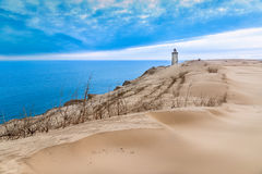 Rubjerg Knude Lighthouse Stock Photos