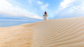 Rubjerg Knude Lighthouse Stock Images