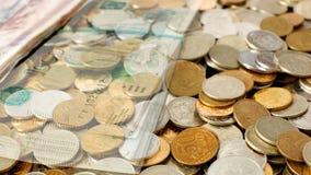 Ruble devaluation stock video footage