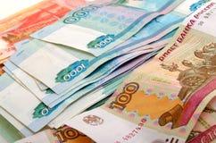 rubles Foto de Stock