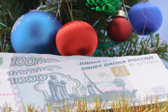 Rubles russian stock photos