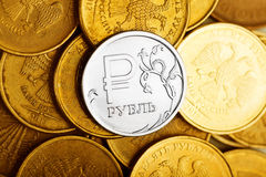 Rubles Stock Image