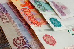 Rubles. Royalty Free Stock Image