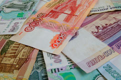 Rubles. Stock Photography