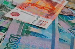 Rubles. Stock Images
