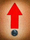 Rublo russa su Fotografia Stock Libera da Diritti