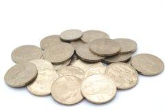 Rublos soviéticos Fotografia de Stock Royalty Free