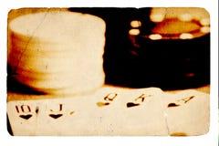 Rubor real Foto de archivo
