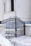 Rubrique de description de cathédrale de Dormition Photographie stock libre de droits