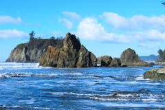 Ruby Beach Images stock