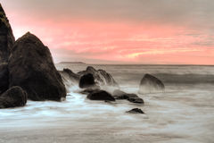Ruby Beach Royalty Free Stock Image