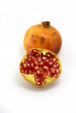 Ruby fruit Royalty Free Stock Images