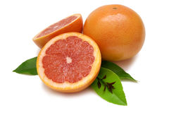 Ruby Grapefruit Royalty Free Stock Images