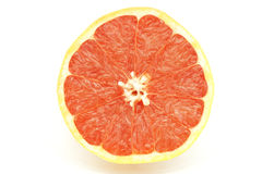 Ruby Grapefruit Royalty Free Stock Photos