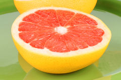 Ruby grapefruit Stock Photos
