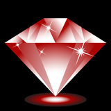 Ruby Jewel Royalty Free Stock Image