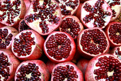 Ruby of the Pomegranate Royalty Free Stock Images