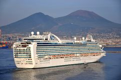 Ruby Princess Photo stock