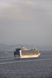 Ruby Princess Stock Photography