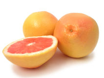 Ruby red grapefruit Royalty Free Stock Image